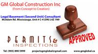 Legal Basement – Second Unit - Building Permit