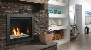 Gas Fireplace - The Marquis Bentley London Ontario image 4