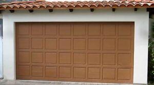 Looking to buy wooden garage door