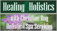 Improve your Energy and Well Being with Healing Holistics