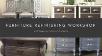 Furniture Refinishing Workshop