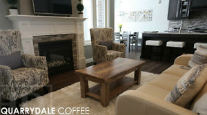 Gray Reclaimed Wood Tables with Smooth, Durable Finishing Oakville / Halton Region Toronto (GTA) image 5