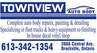 Townview Auto body *May Special* TAKE A LOOK!