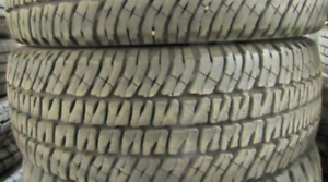 LT265/70/17 Light Truck Tires at 90% tread 2 TIRES Michelin LTX