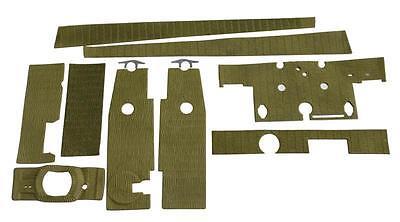 Taigen zimmerit sheets for 1/16 scale Tiger 1 tank Taigen/Heng Long