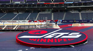 Heritage Classic Jets vs. Oilers - 4 Tickets - Both Games Incl.