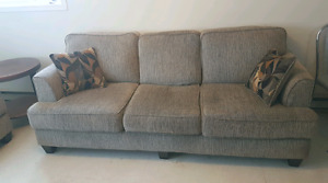 Couch and Large Chair $300