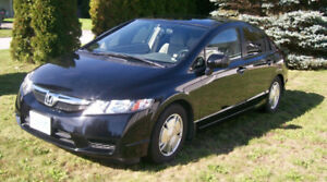 2009 HONDA Civic Hybrid 94,000 KMs