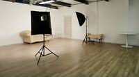 New Photography Studio Now Available for Rent!