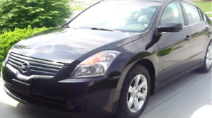 2010 Nissan Altima 2.5 also with New Tires