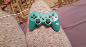 Ps3 controller and ps3 games.