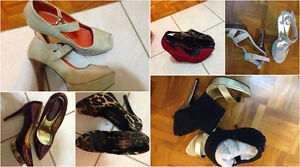 Lots of Shoes for Sale - Nothing over $20