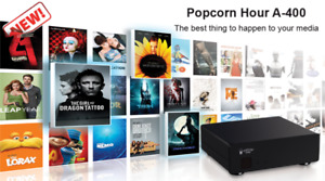 POPCORN HOUR A-400 NETWORK MEDIA JUKEBOX