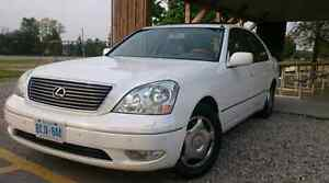 Lexus LS 430 Showroom Condition Certified and E-tested