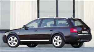 2004 Audi Allroad Berline