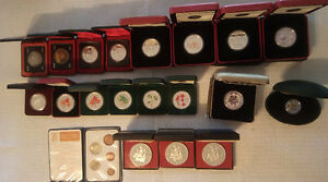 RCM SILVER COINS COLLECTION (( GROUP B ))