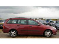 2002 02 FORD FOCUS 1.8 ZETEC 5D 120 BHP *****CHEAP PART EX TO CLEAR*****