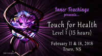 Touch for Health - Level 1