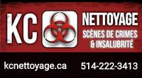 Nettoyage insalubre Montréal