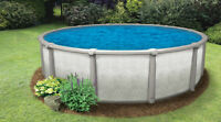 Saltwater Above Ground Swimming Pool Pre-Season SALE!