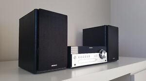 SONY Home Audio Mini System