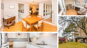 Well-Maintained 2 Bedroom Condo in Parkwood Hills
