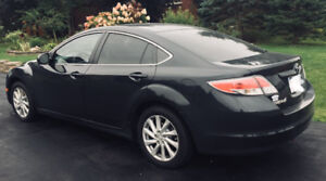 2013 Mazda 6 for sale, excellent condition!