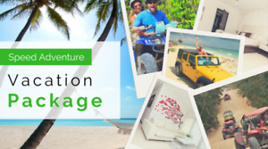 SPEED ADVENTURE VACATION PACKAGE