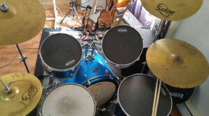 For Sale Ludwig drums.
