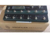 MINT KEMPER REMOTE - Official Profiler Profiling Amp floorboard floor controller ( Boxed Like NEW )
