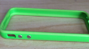 Apple green bumper for iPhone 4/4s London Ontario image 2