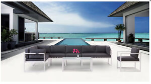 Modern patio furniture excellent condition