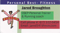 Personal Fitness Trainer/Running Coach