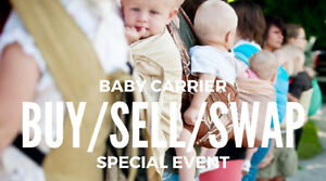 Baby Carrier BUY/SELL/SWAP Special Event!