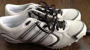 Adidas men's size 9US 42 2/3FR track spikes