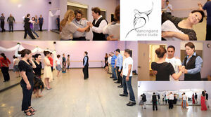 Social Group Dance Classes, Lessons for Beginners