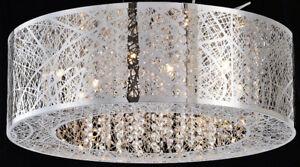 Bird Nest Chandelier Pendant lampe Luminaire Suspendu