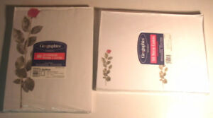 Letterhead and Notecard Set NEW