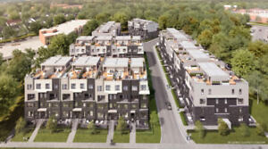 New Modern Towns- Erin Mills | Mississauga | Move In 2020