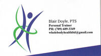 Personal Trainer (Private 1 on 1 Training)