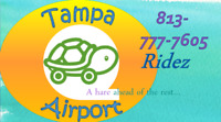 Traveling to  Florida? Need Airport Transportation?