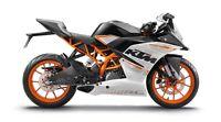 KTM MOTORCYCLE DEALER IN GTA