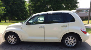 2007 PT CRUISER-Retro look, Perfect Condition, Low KMS, e-tested