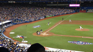 Toronto Blue Jays Tickets $65 Season Tickets Section 219L Row 4 Stratford Kitchener Area image 1