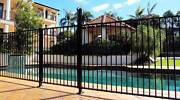 Pool fencing and glass fencing colorbond fencing and gates  Sheds Maryborough Fraser Coast Preview