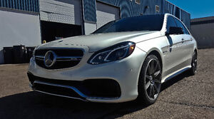 2014 Mercedes-Benz E-Class E 63 AMG S-Model Sedan