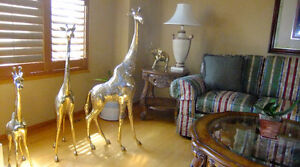 Three Giraffes Sell New For $4248.00 Yours For $900.00