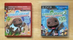 Little Big Planet 1 + 2 (Playstation 3/PS3)