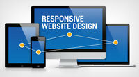 Effective website design for your business/organization - $49