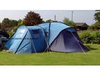 Vango Diablo 600 tent